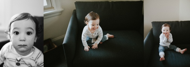 geneva Il family photographer | cute baby H is one