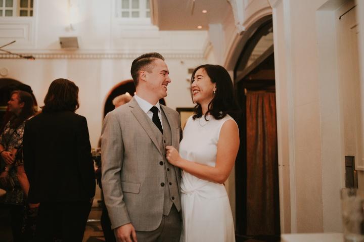 E+C The Berkshire room Chicago surprisewedding